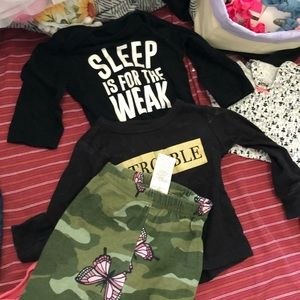 Clothes, shoes, coats for baby
